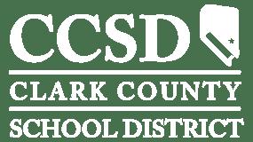 CCSD Logo White