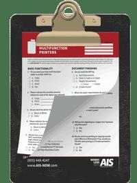 Best Copier Pre-purchase Checklist Image