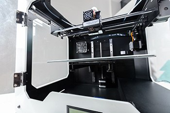 A 3D Printer allows you to bring your 3D printing processes in house.