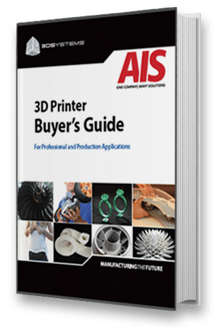 Free eBook - The 3D Printer Buyer's Guide