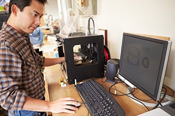 Build 3D printed concept models in your office