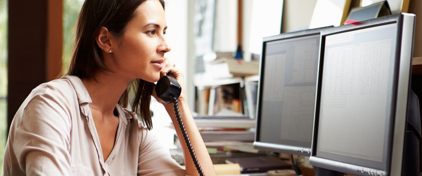 A good Contact Center lets you make sure your customers are reaching the right person every time.