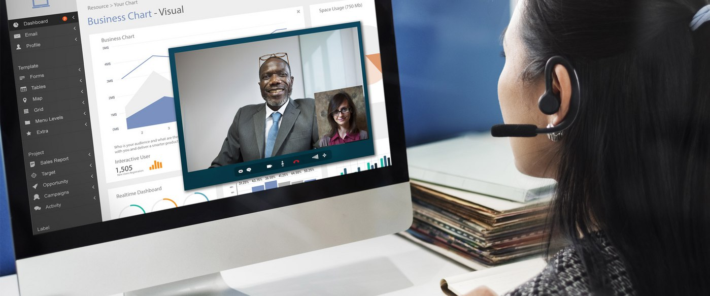 Unified Communications means less time searching for a way to connect.