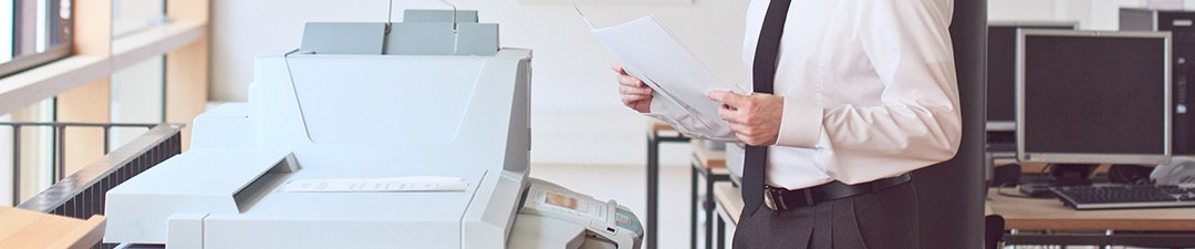 Multifunction Printers (MFPs) do more than print and copy. They scan to the cloud, email, build business processes, and more.