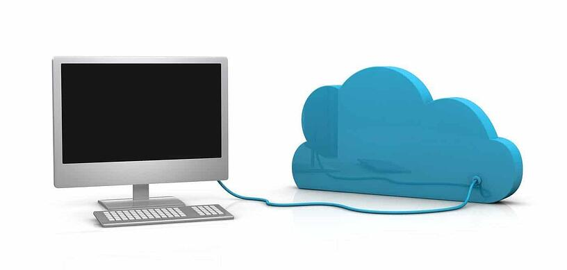 The cloud isn't any less secure than in-house backup. In fact, it's often MORE secure.
