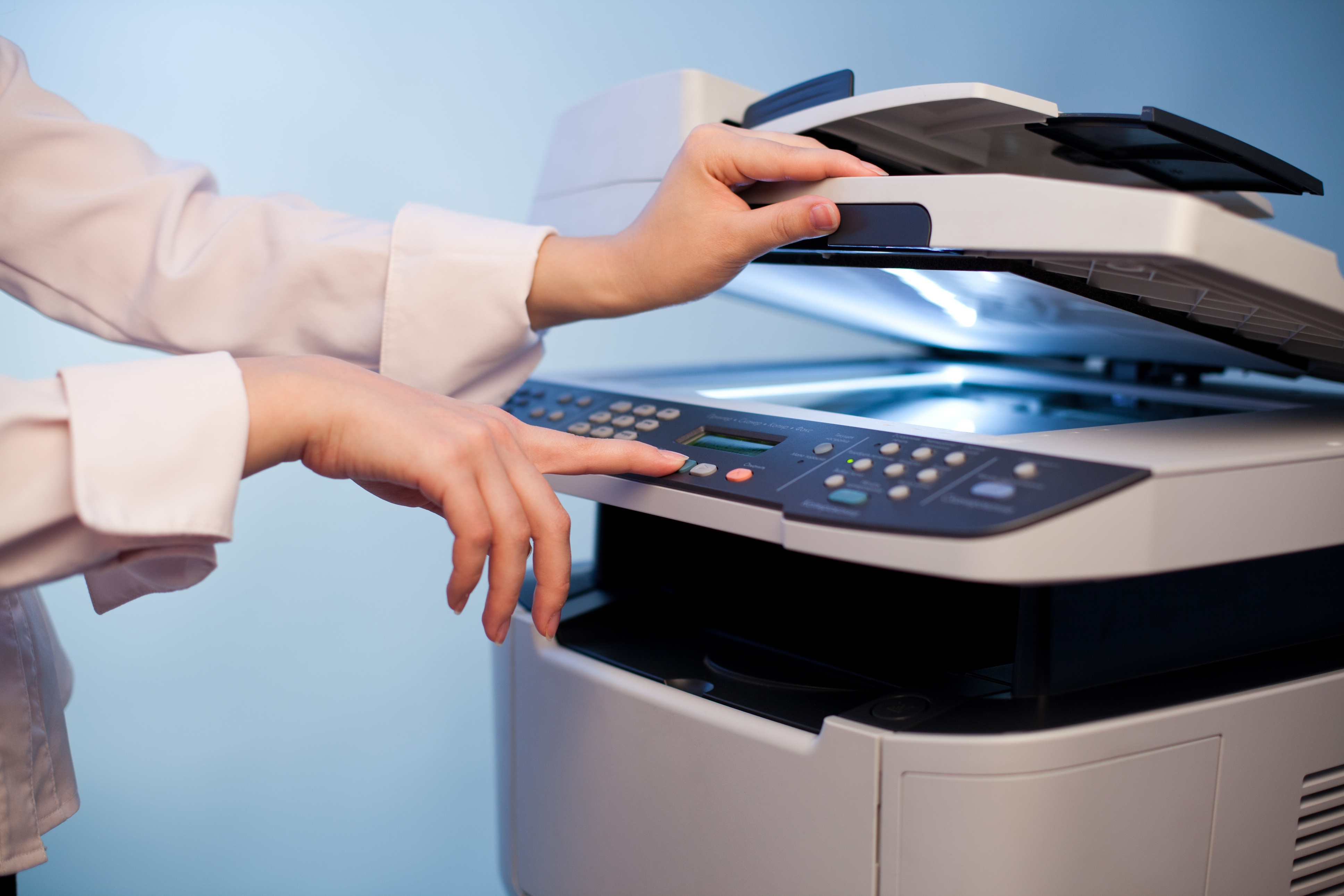 Be good to your office copier and your office copier will be good to you.