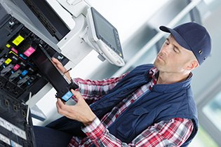 Printer and copier repair services can help your staff's productivity
