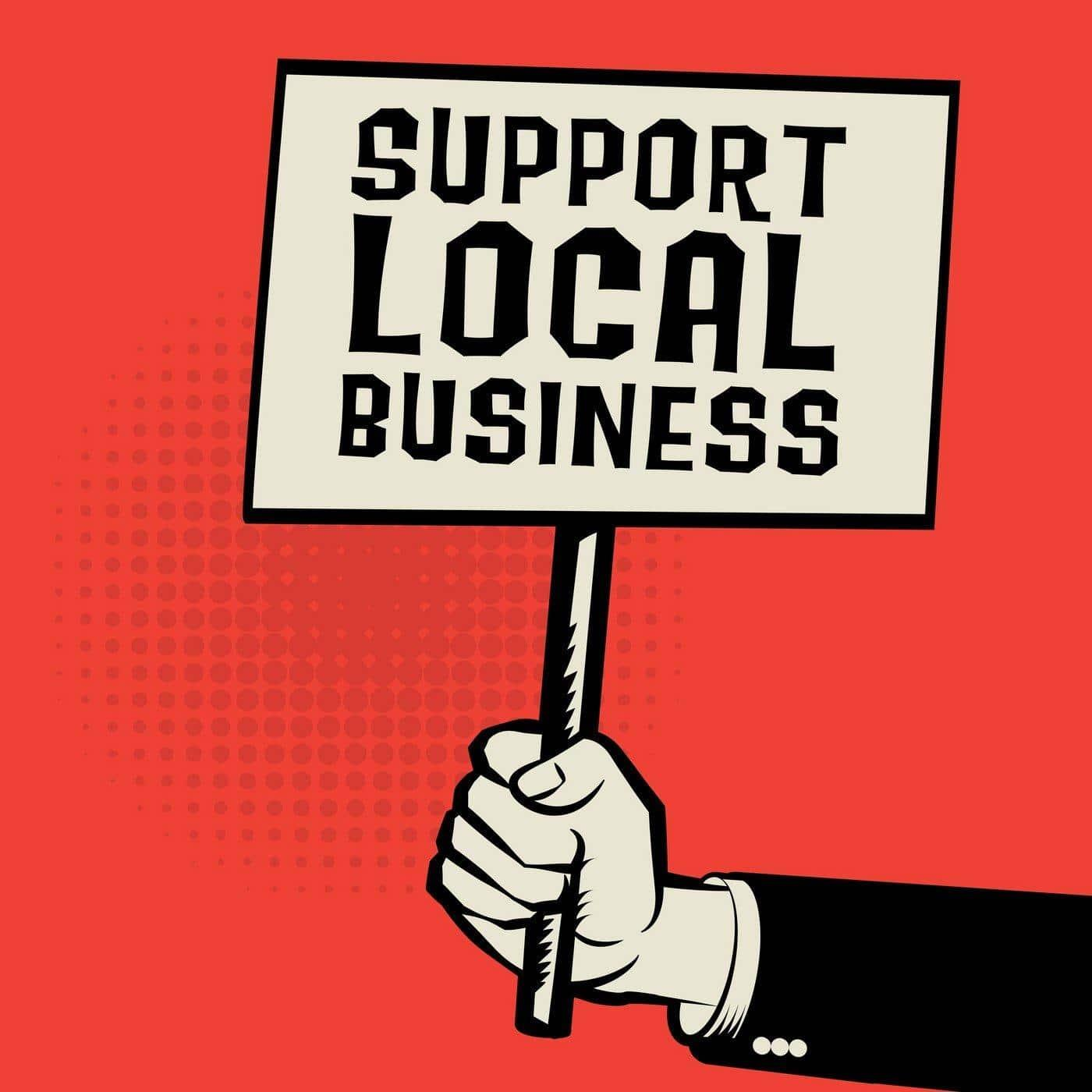 Not only does buying a copier or printer from a local dealer help the local economy, it's better for your business too.