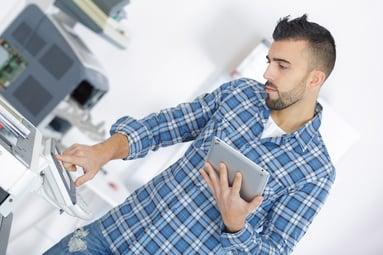It's simple - the best copier companies have the most skilled copier repair technicians.