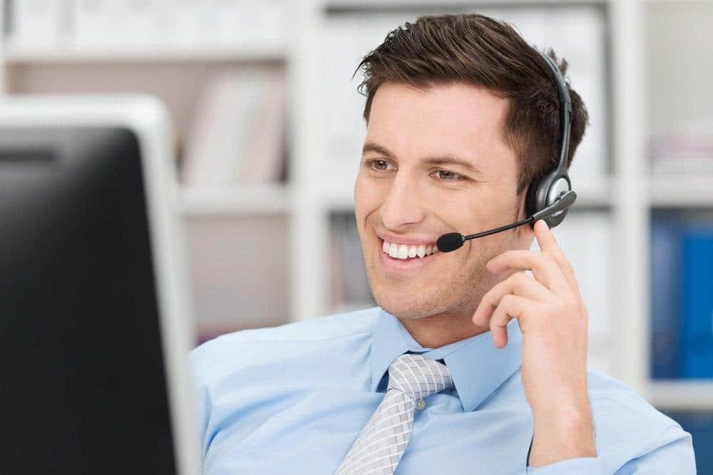 Our IT help desk answers the phone within 2 rings. How long does it take your IT department to get back to you?