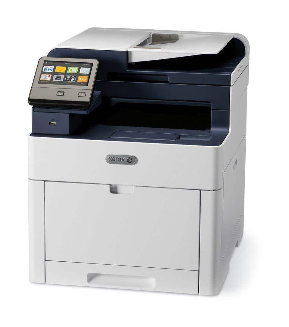 Xerox WorkCentre 6515DNI angled