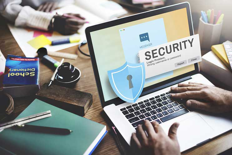 network security tips to secure your business image