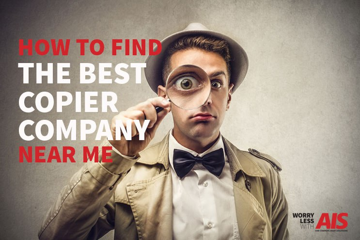 How to find the best copier company near me - Image