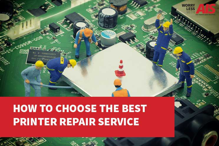 How to choose the best printer repair service - image