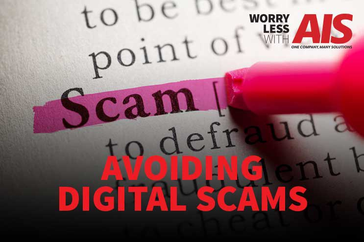 Using Managed IT Services to Avoid Digital Scams