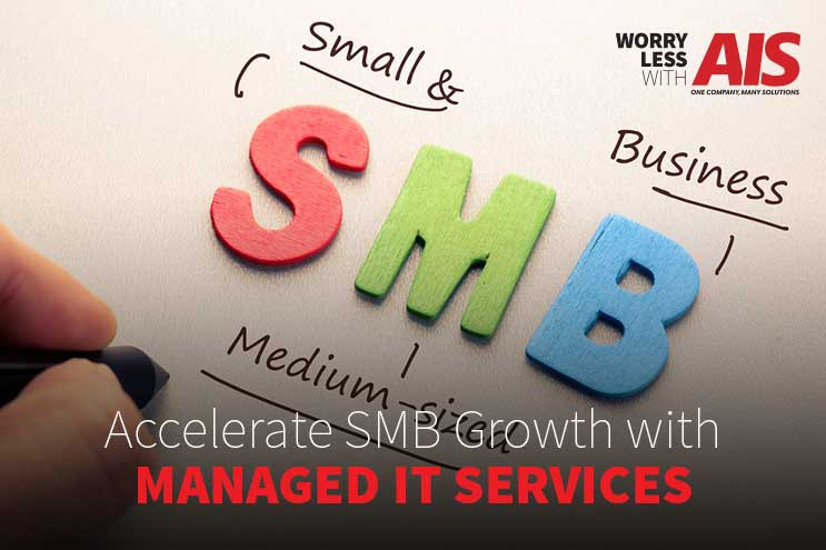 How Does Managed IT Services Increase SMB Growth