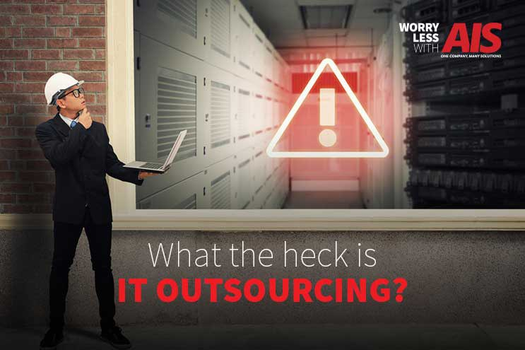What are IT Outsourcing Services