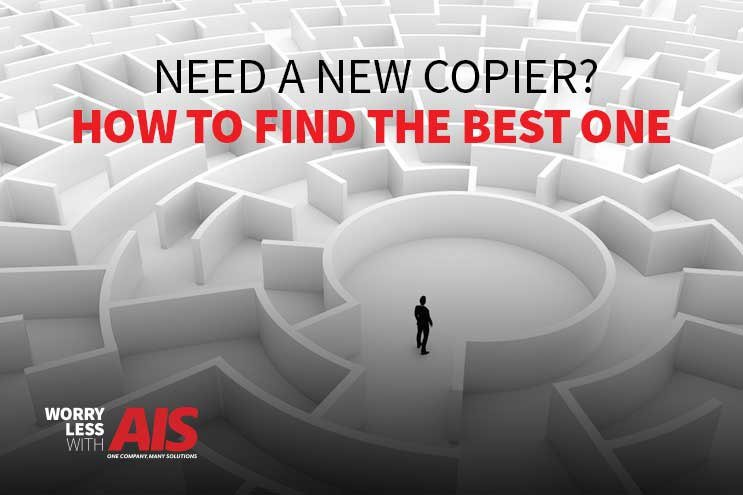 Need a New Copier? How to Find the Best One