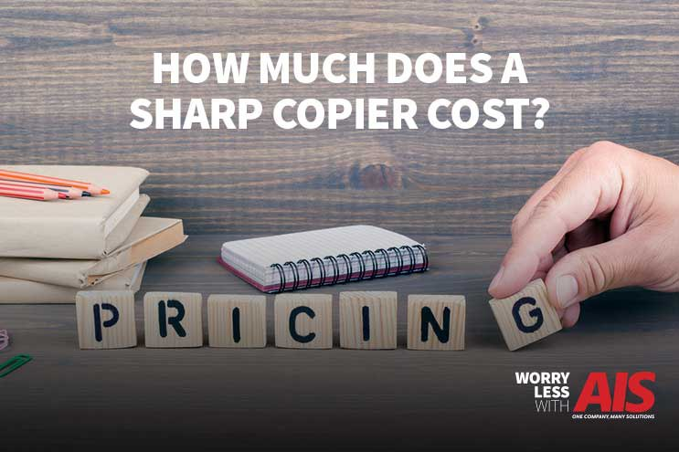 How Much Does a Sharp Copier Cost?