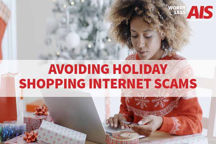 Avoid Holiday Shopping Internet Scams