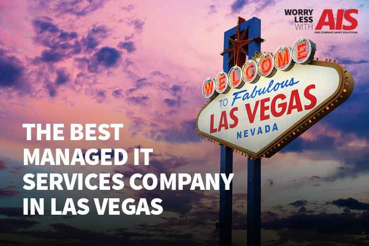 Who's the best Managed IT Services company in Las Vegas