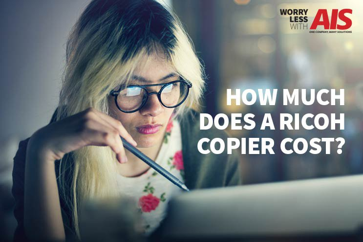 How Much Does A Ricoh Copier Cost?