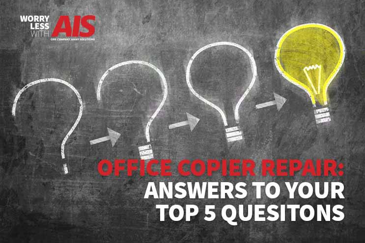 Office Copier Repair: Answers to Your Top 5 Questions