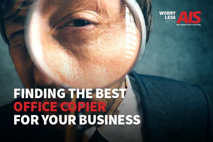 Finding the Best Office Copier for Your Business
