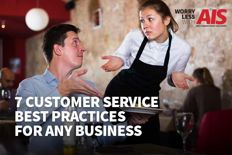 7 Customer Service Best Practices for Any Business