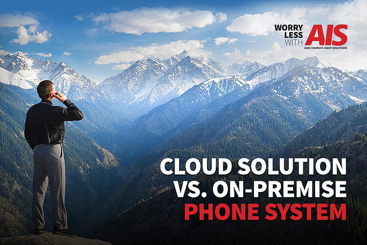 cloud-solution-vs-on-premise-phone-system