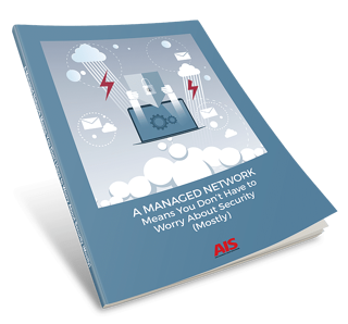 Free eBook - A Managed Network Means You Don't Have To Worry About IT Security