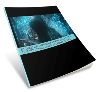 Free - 53 Information Security Tips For Your Business