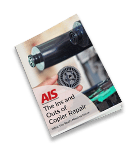 Free Guide - The Ins and Outs of Copier Repair