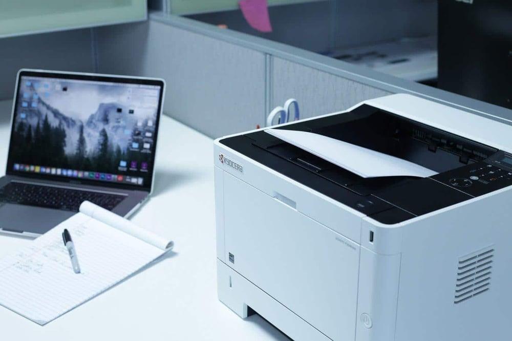 AIS FREE Printer Giveaway Image on desk