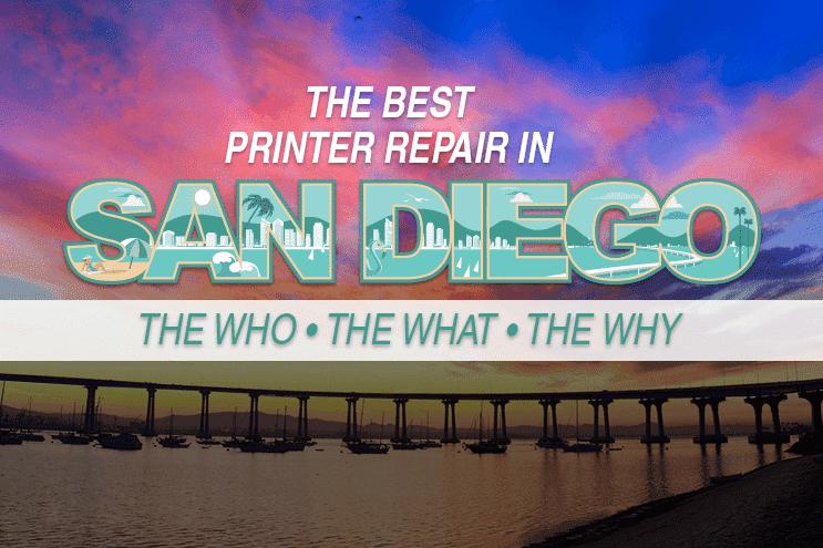 Best Printer Repair Companies in Sand Diego - Skyline