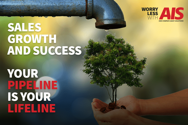 sales growth and success your pipeline is your lifeline