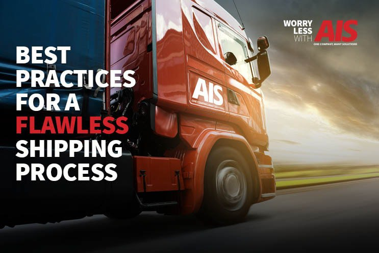 Logistics Management - Best Practices for a Flawless Shipping Process