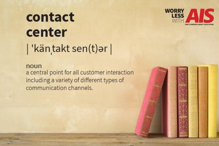 definition-of-contact-center