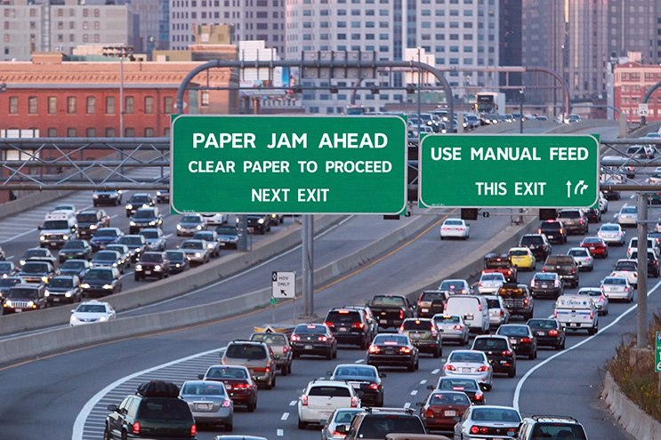 How to fix a paper jam yourself. The best copier repair, prevention, and tips.