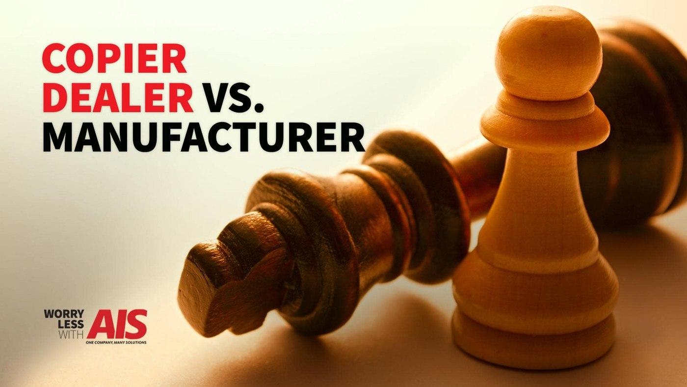 office-copier-dealer-vs-manufacturer