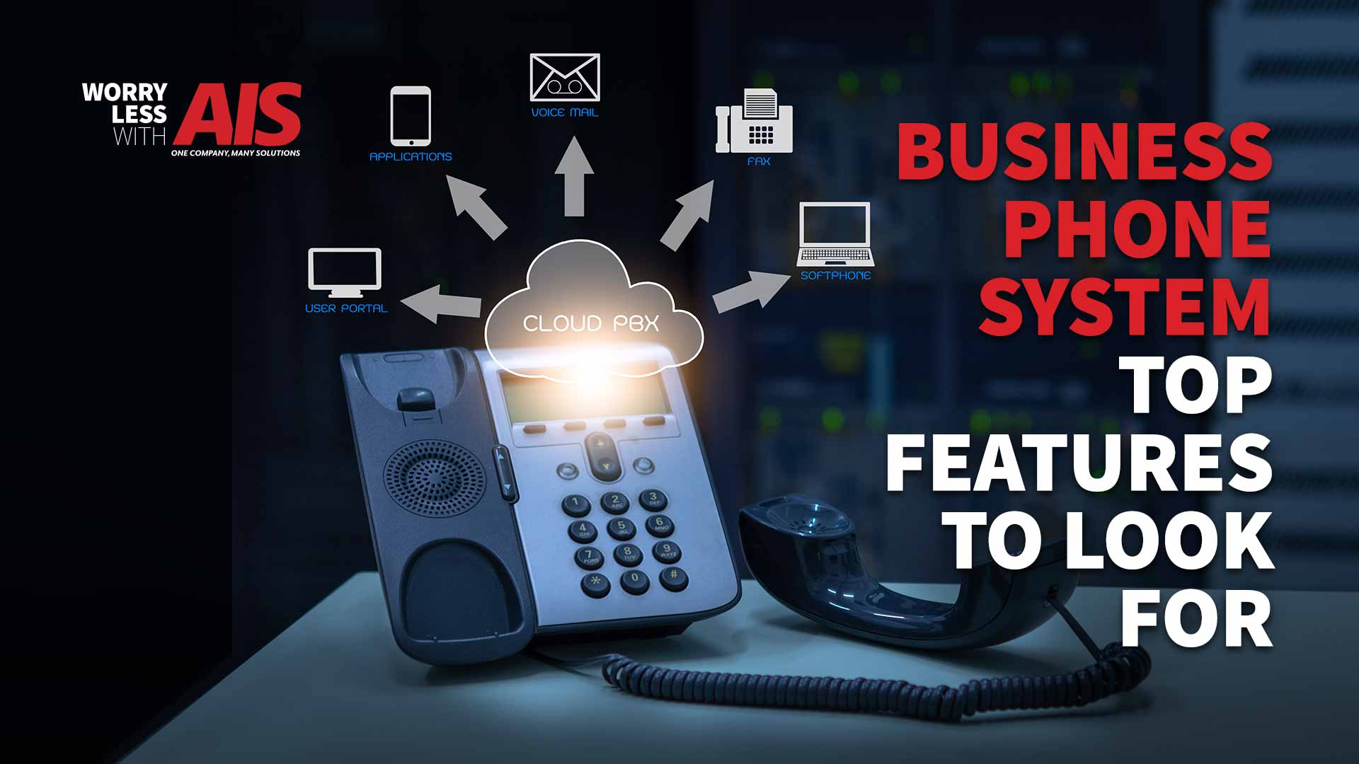 Business Phone System: Top 5 Desk Phone Features