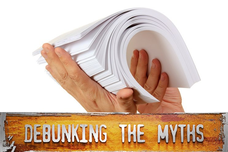 Copier Paper - debunking how it can affect copier repair bills
