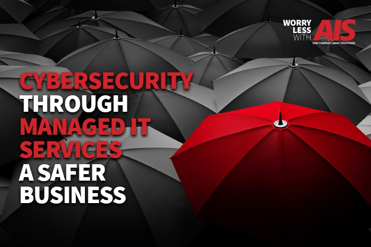 Cybersecurity Through Managed IT Services: A Safer Business