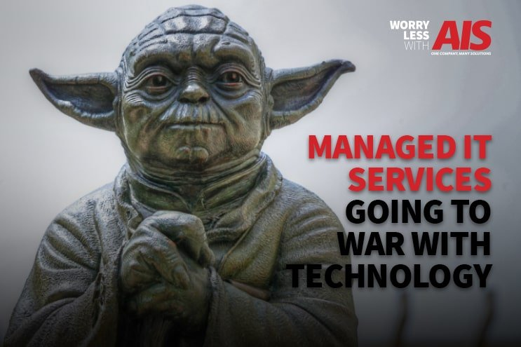 Managed IT Services: Going to War With Technology