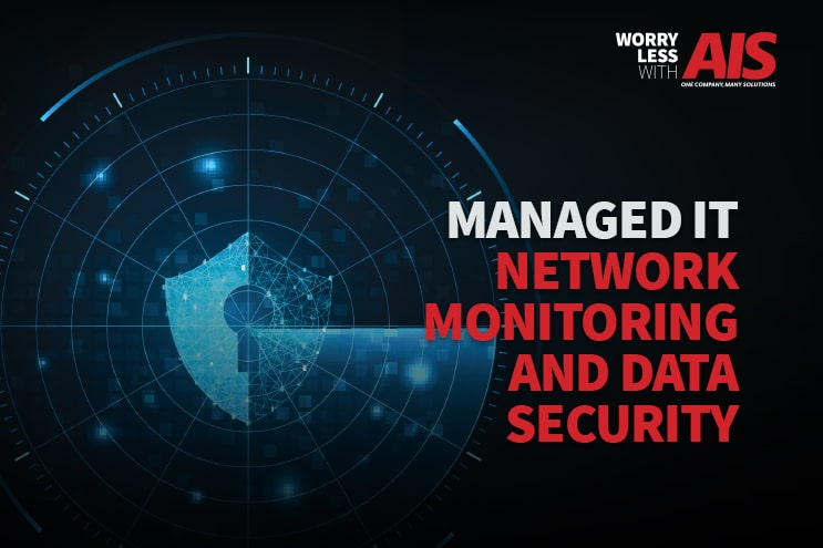 Managed IT Services: Network Monitoring and Data Security