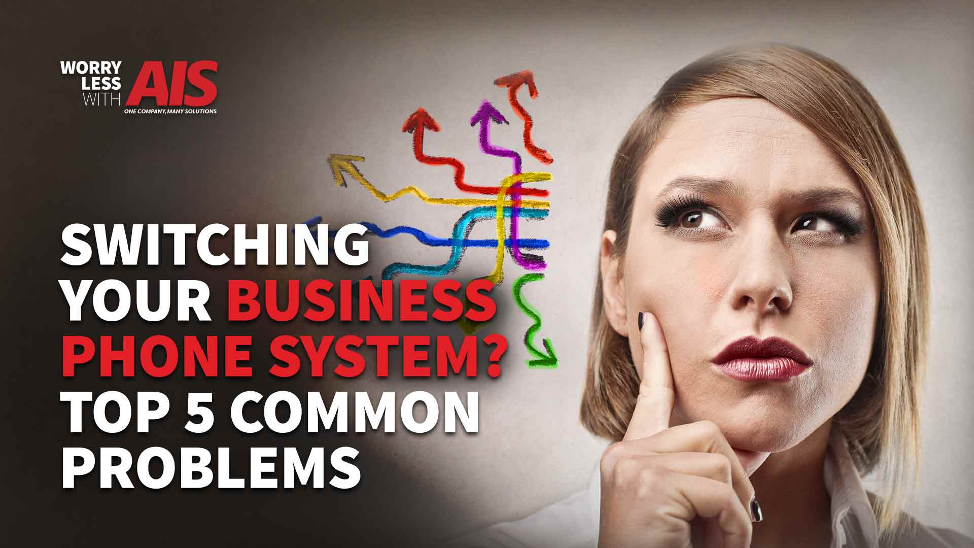 Switching Your Business Phone System? Top 5 Common Problems