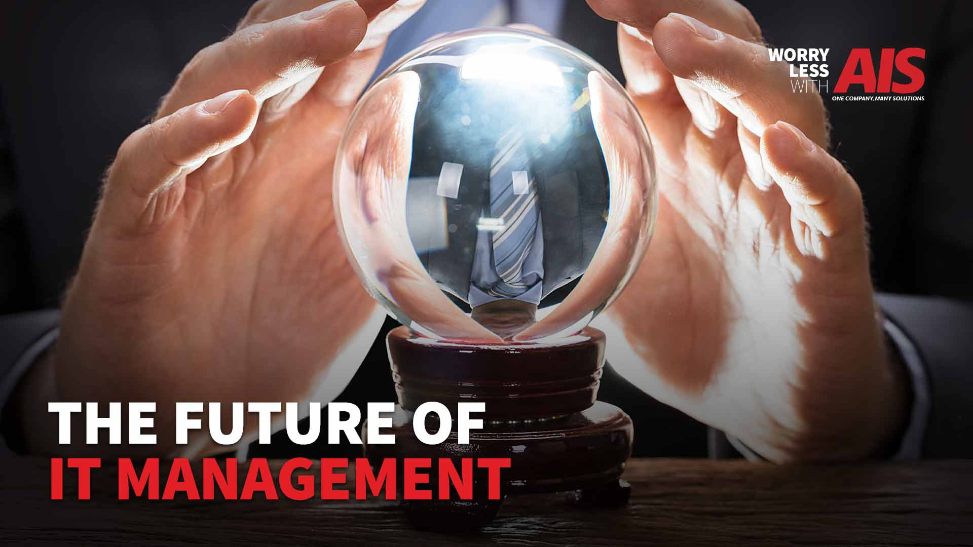 The Future of IT Management: The Benefits of Managed IT Services
