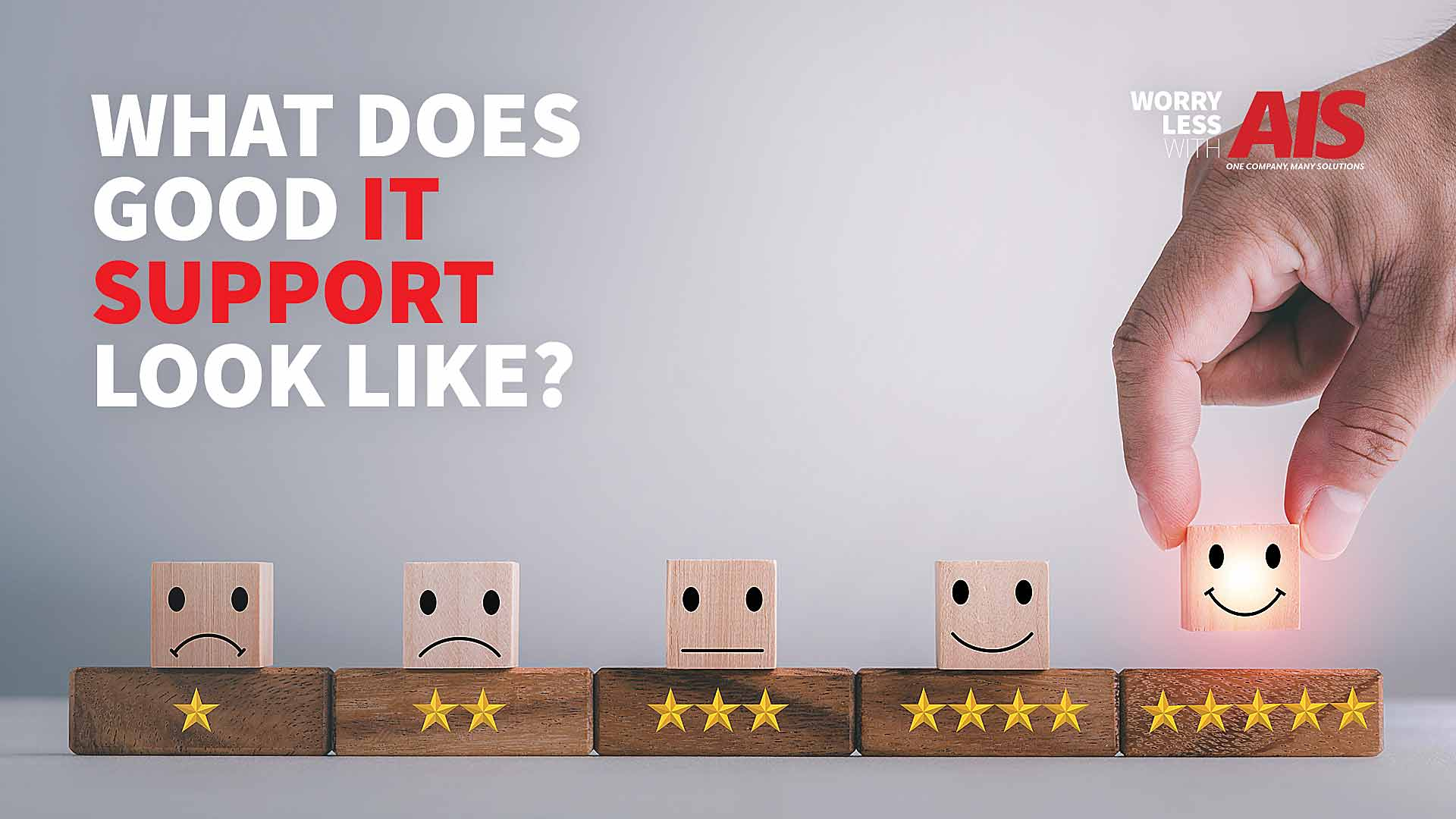 Managed Network Services: What Does Good IT Support Look Like?