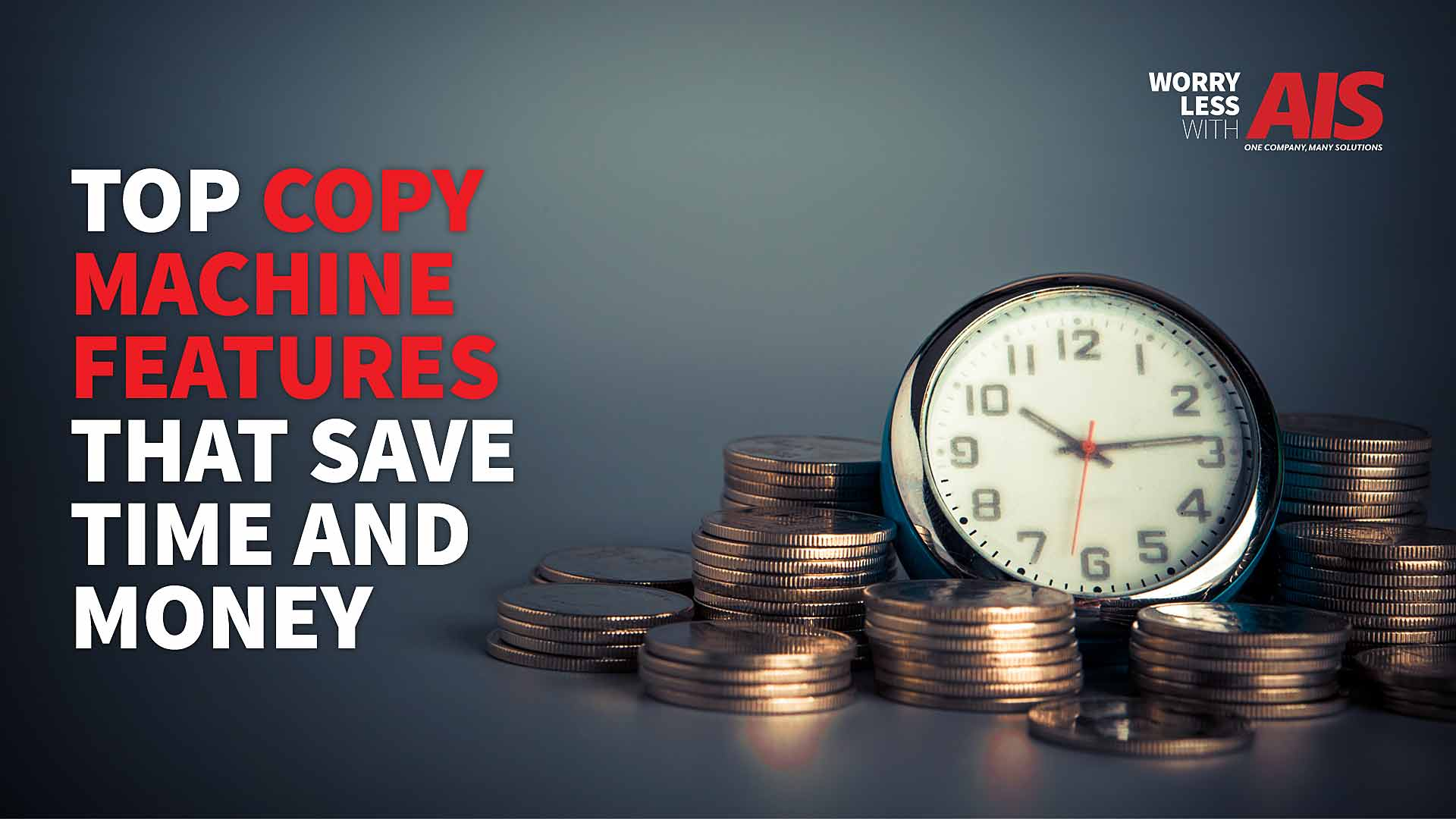 Top 10 Copy Machine Features That Save You Time And Money